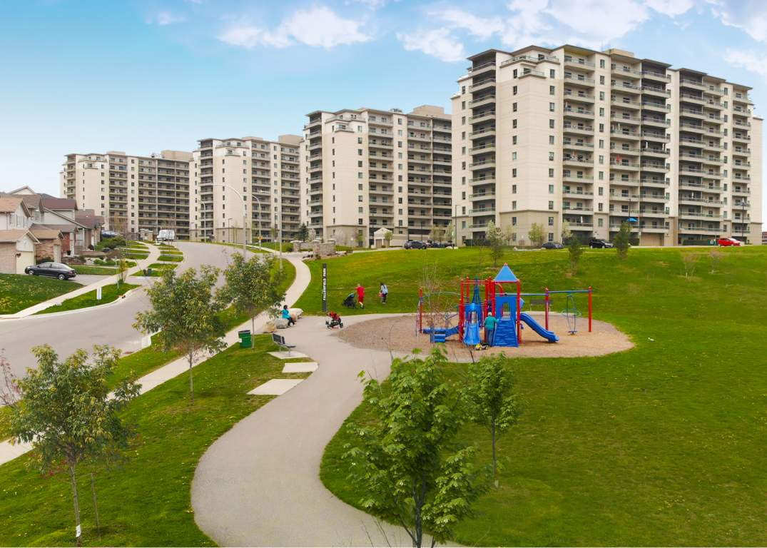 Apartments in Kitchener