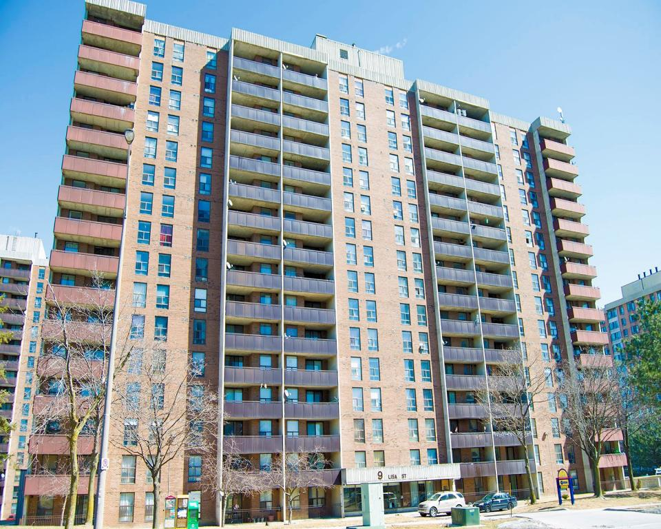 Brampton 2 bedroom Apartment
