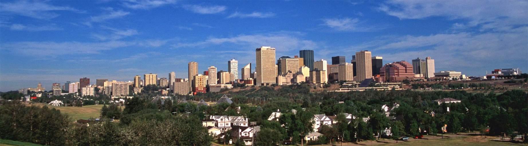 Edmonton Landscape
