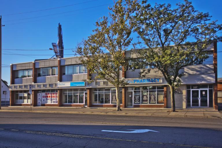 Queenston Road (327-337)