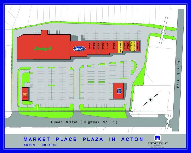 Acton Shopping Centre