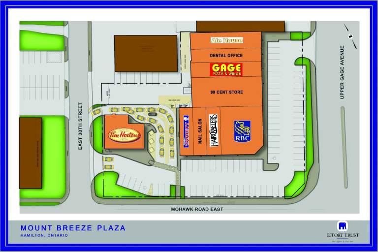 Mount Breeze Shopping Plaza