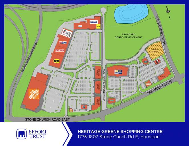 Heritage Greene Shopping Centre