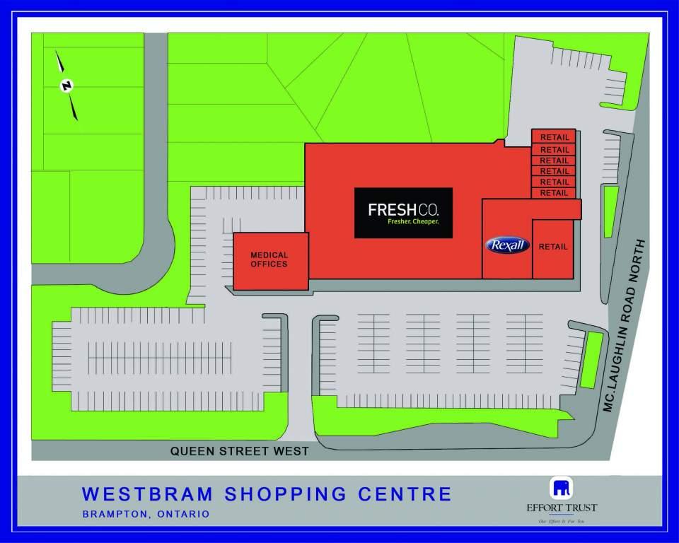 Westbram Shopping Centre