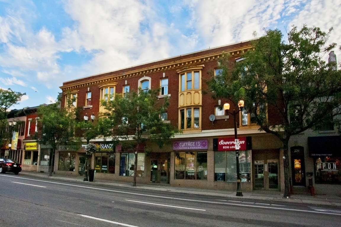 King Street West (222-230)