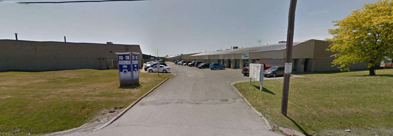 Cushman Industrial Mall