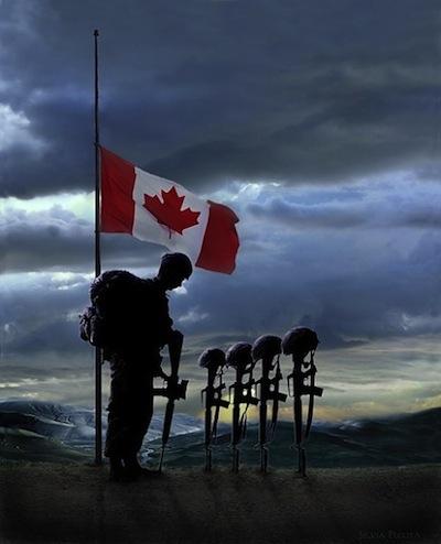 Remembrance Day Ceremonies Around Hamilton