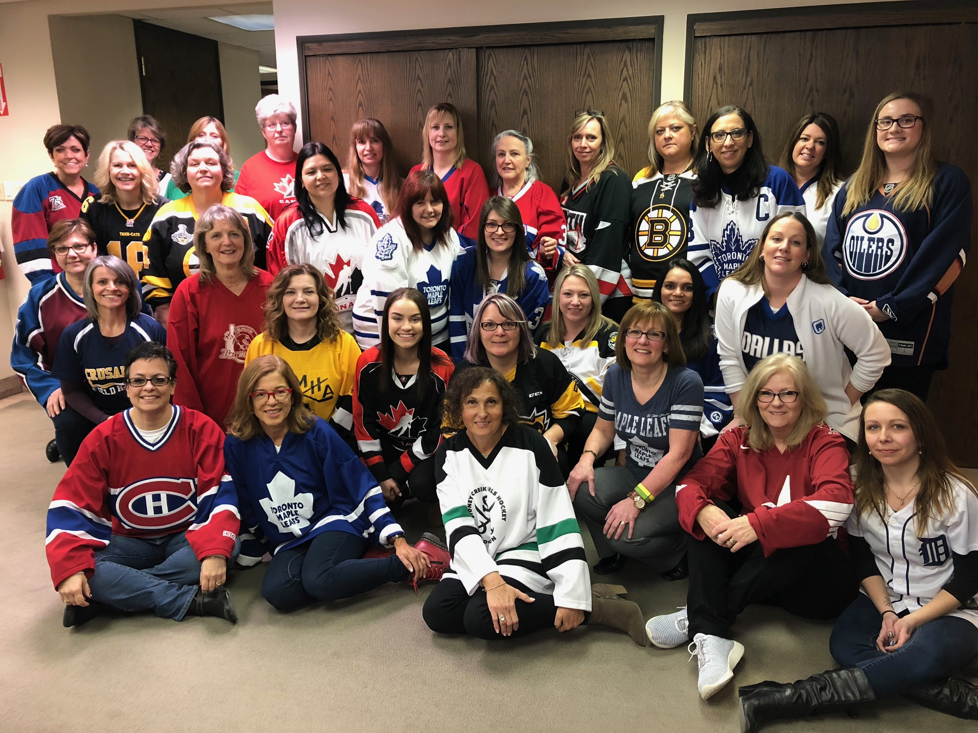 """Jersey Day"""
