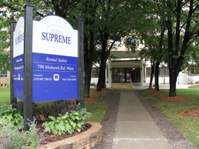 Supreme Apartments