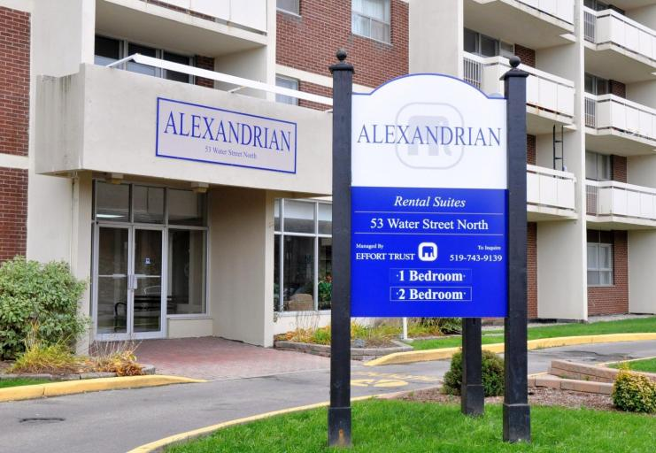 Alexandrian Apartments