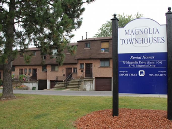 Magnolia Townhouses