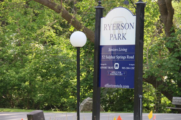 Ryerson Apartments