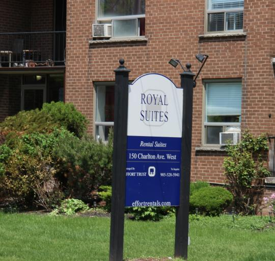 Royal Suites Apartments