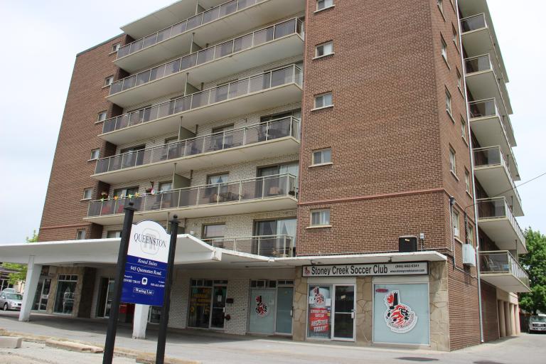 Queenston Apartments