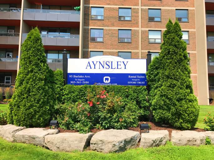 Aynsley Apartments