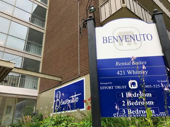 Benvenuto Apartments