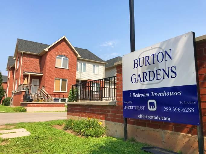 Burton Gardens Townhouses