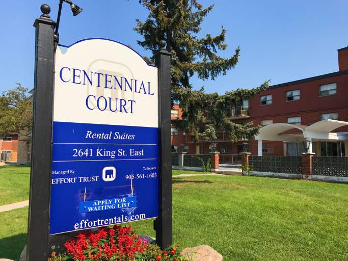 Centennial Court Apartments