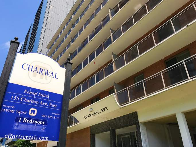 Charwal Apartments
