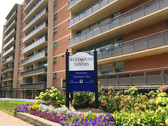 Westmount Tower Apartments