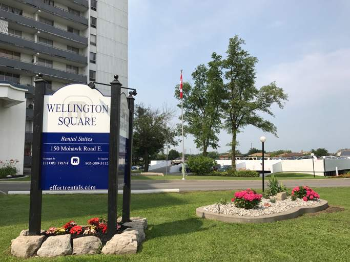 Wellington Square Apartments