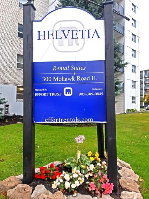 Helvetia Apartments