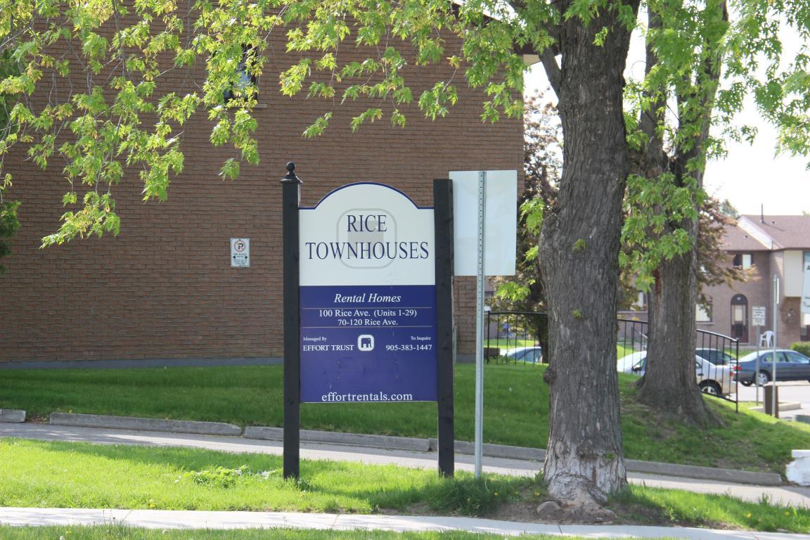 Hamilton Maison urbaine pour le loyer, cliquer pour plus de détails...
