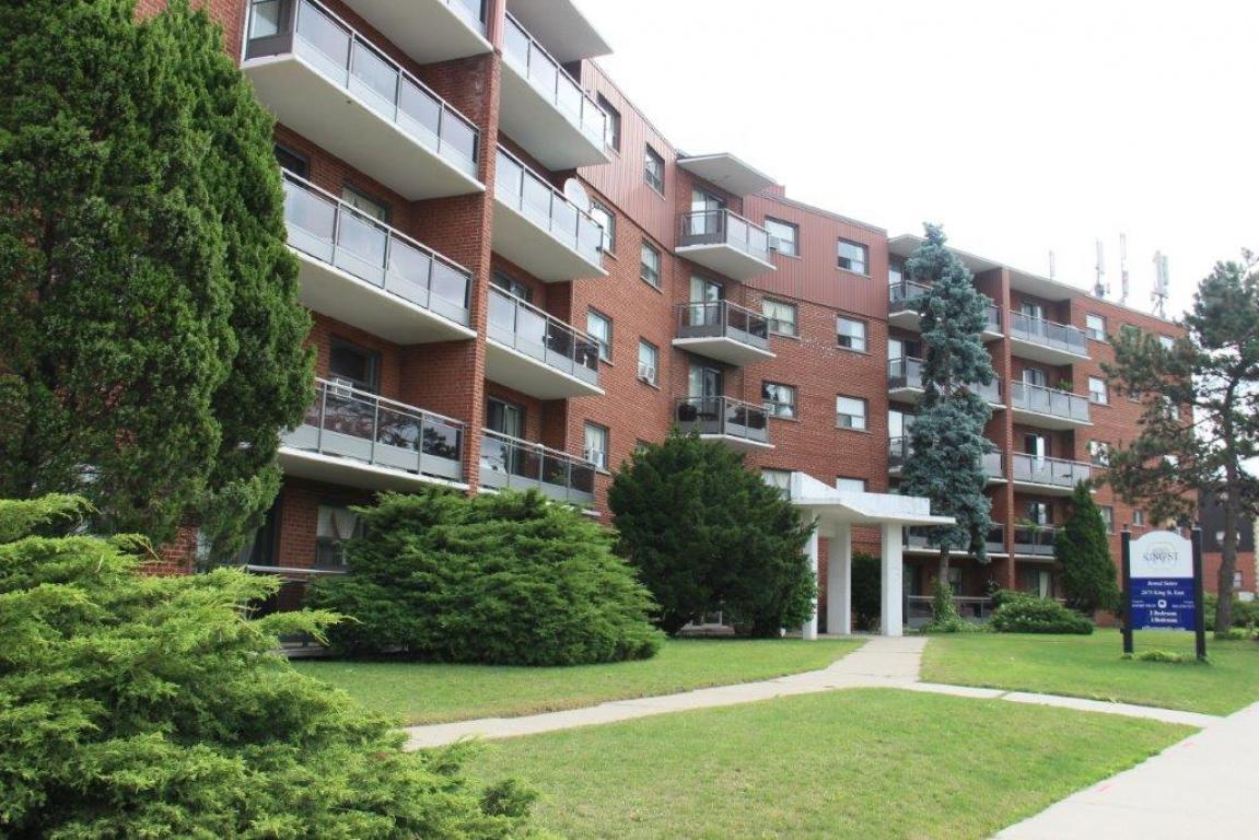 Hamilton Ontario Appartement à louer
