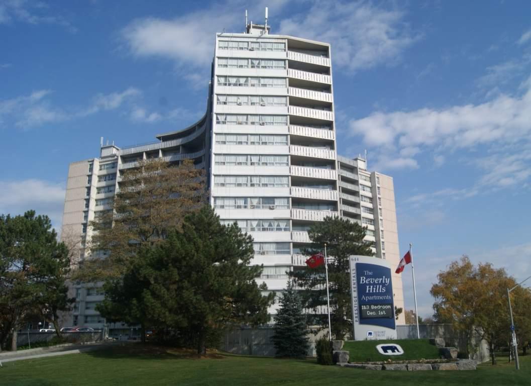 Beverly Hills Apartments | 644 Main St. W., Hamilton ...