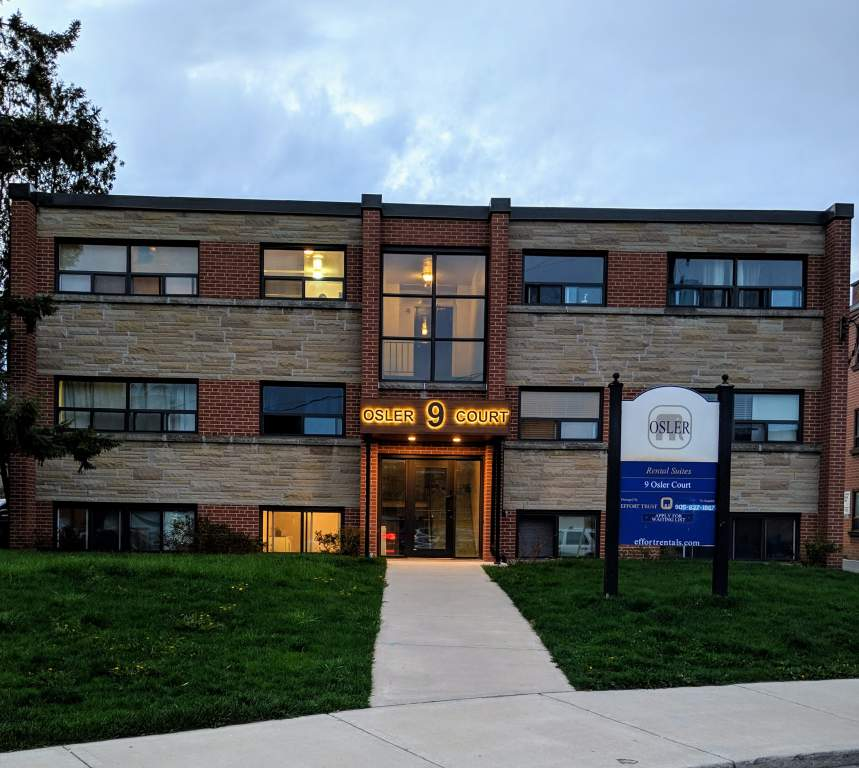 Dundas Ontario Appartement à louer