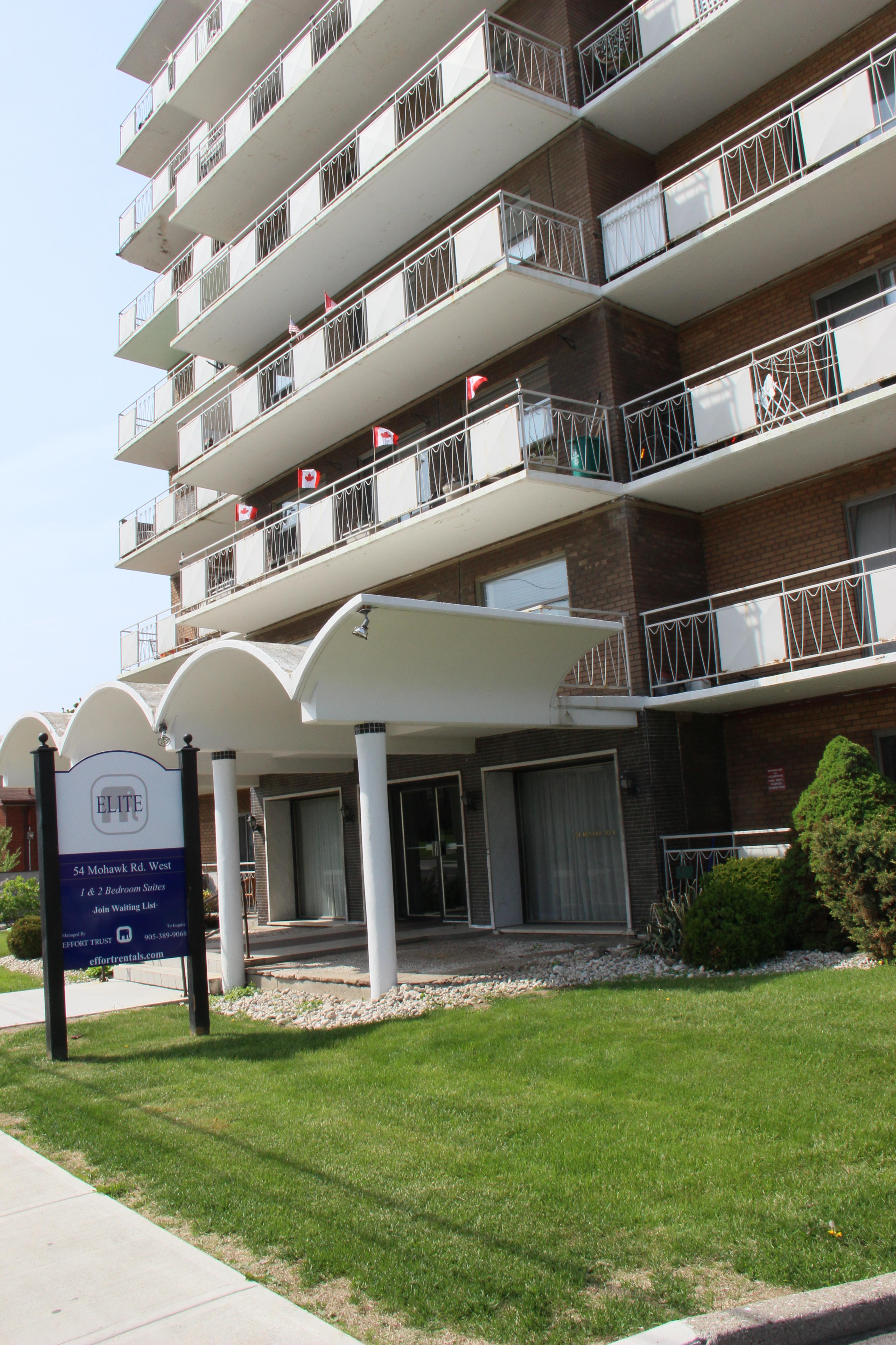 Elite Apartments | 54 Mohawk Rd. W., Hamilton | Effort Trust
