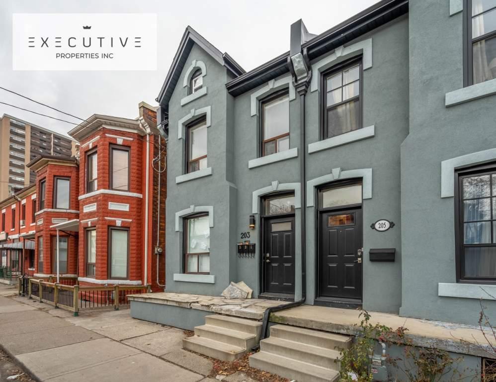 Hamilton Ontario Duplex For Rent