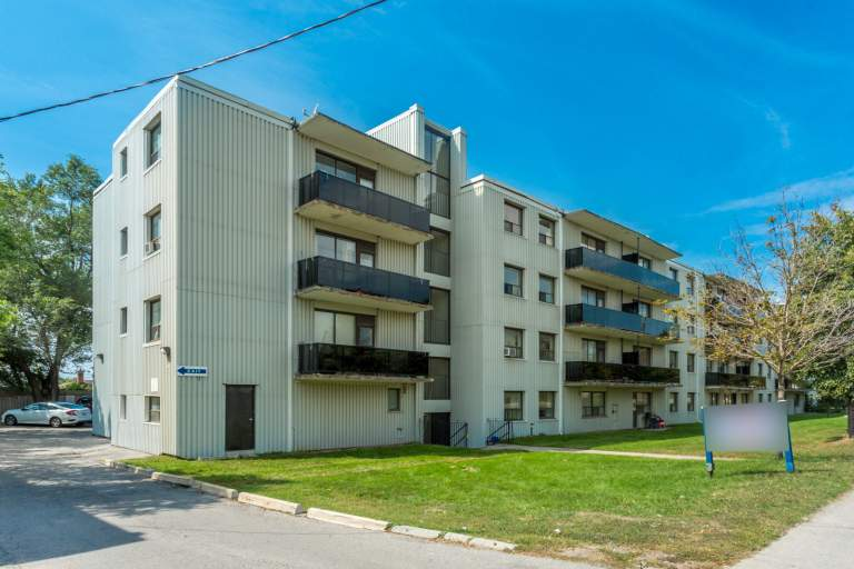 Keele Apartments