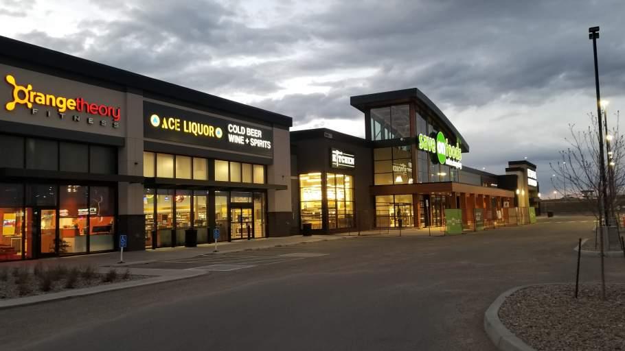 Strachan Corner Retail
