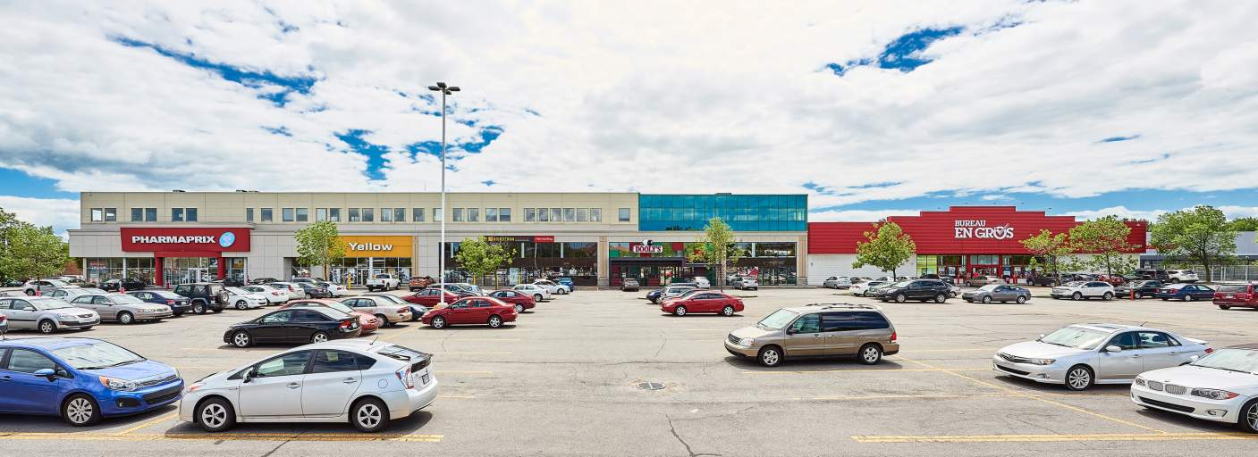 Centre Commercial Chateauguay