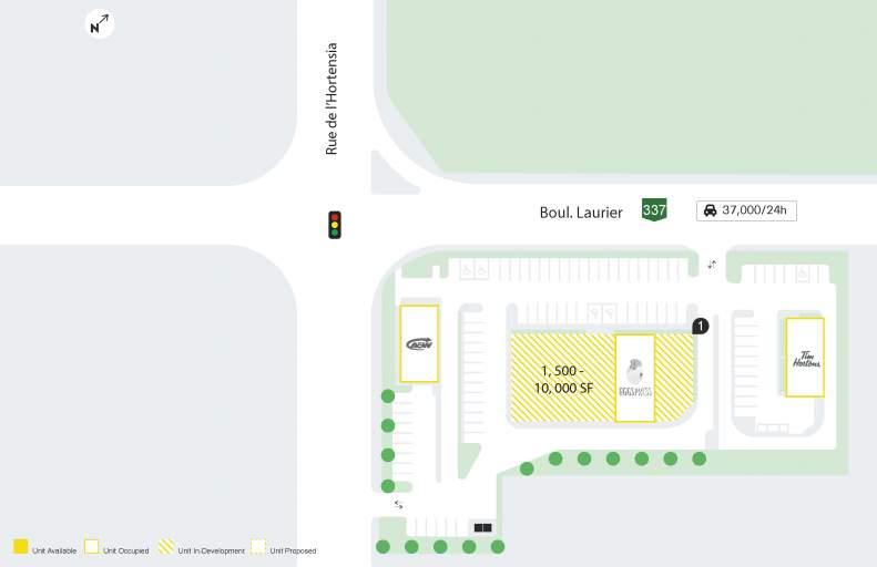 Centre La Plaine