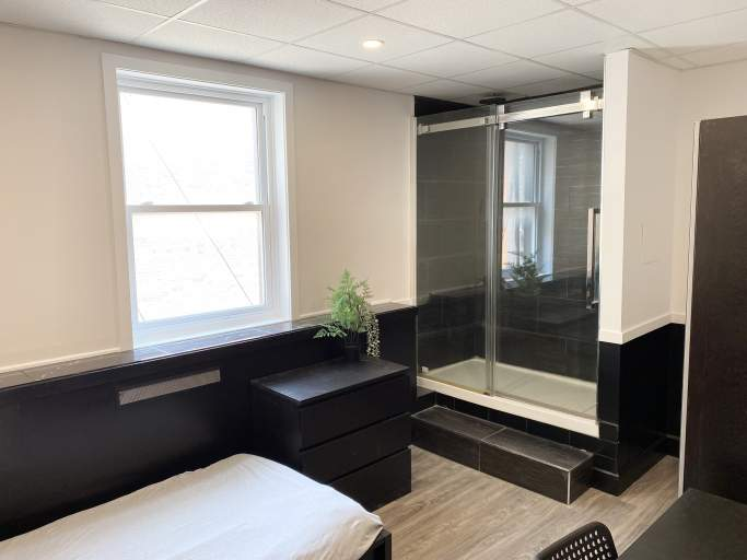 Residence Centre - Rooms for rent - Sainte Catherine