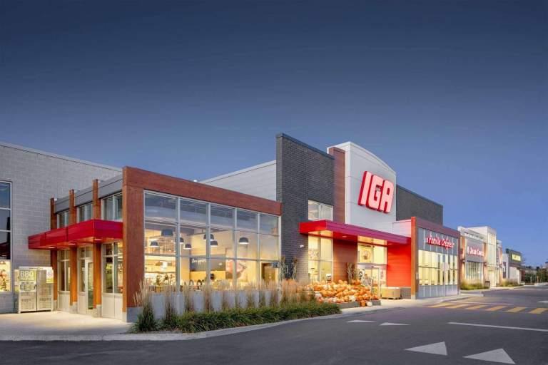 Commerce de Détail & Local Commercial à Louer Montréal Ontario Alberta