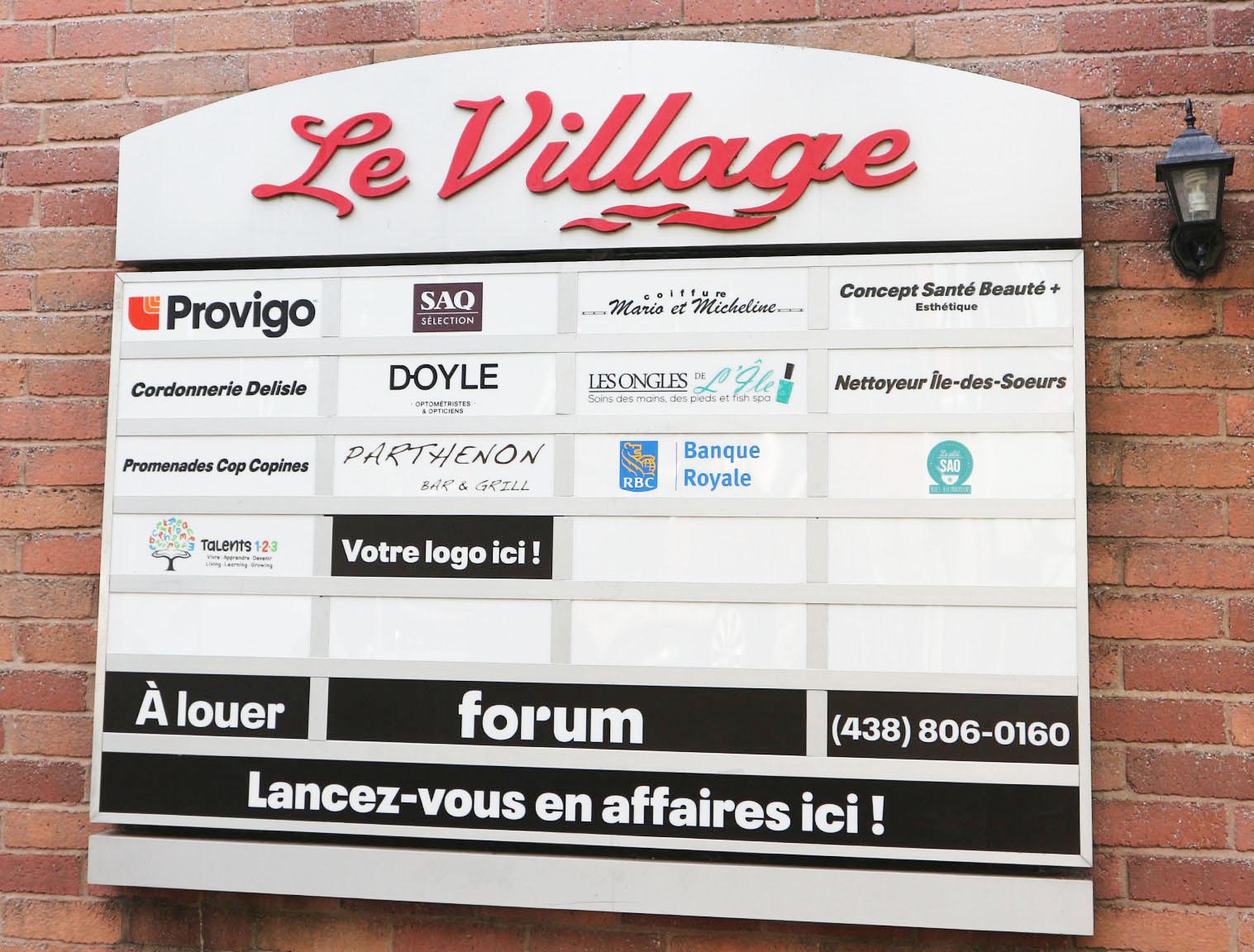 Centre Le Village - Companies