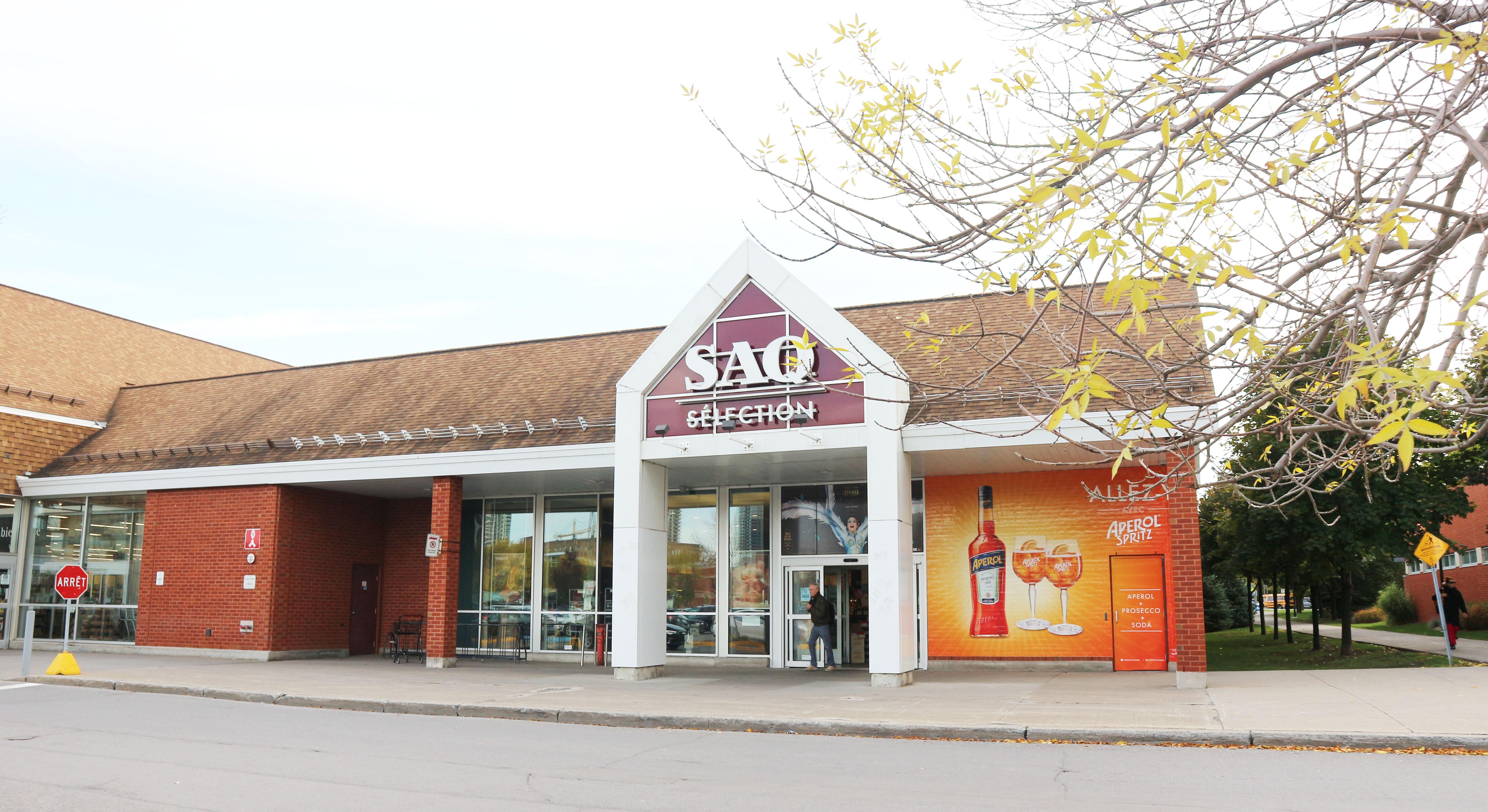 Centre Le Village - SAQ