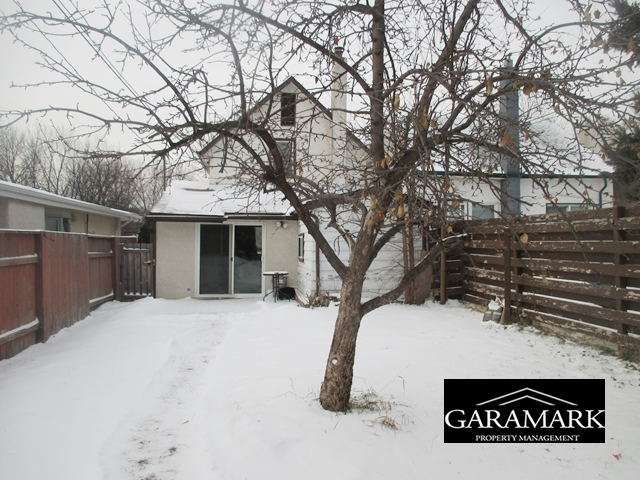 Winnipeg Central 2 bedroom House