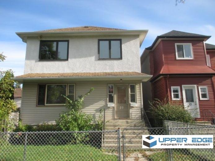 Winnipeg Manitoba Duplex For Rent