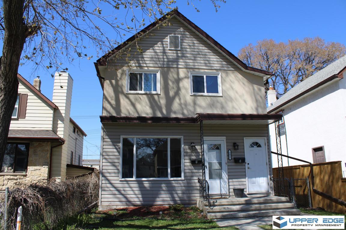 Winnipeg Duplex pour le loyer, cliquer pour plus de détails...