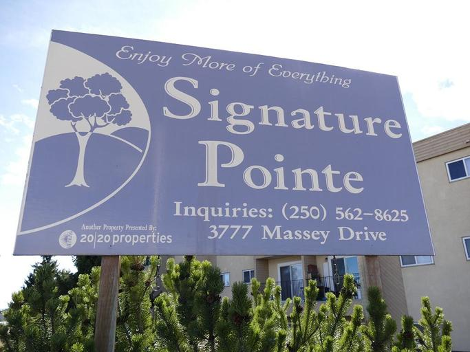 Signature Pointe Rental