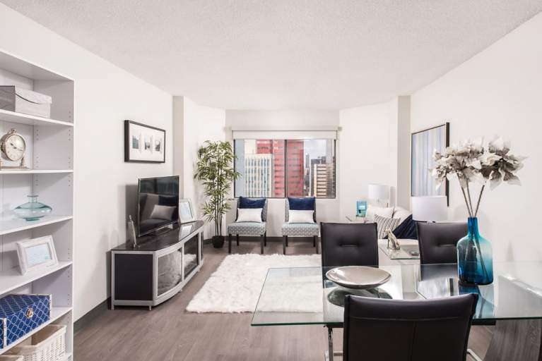 Fully Renovated Living Space