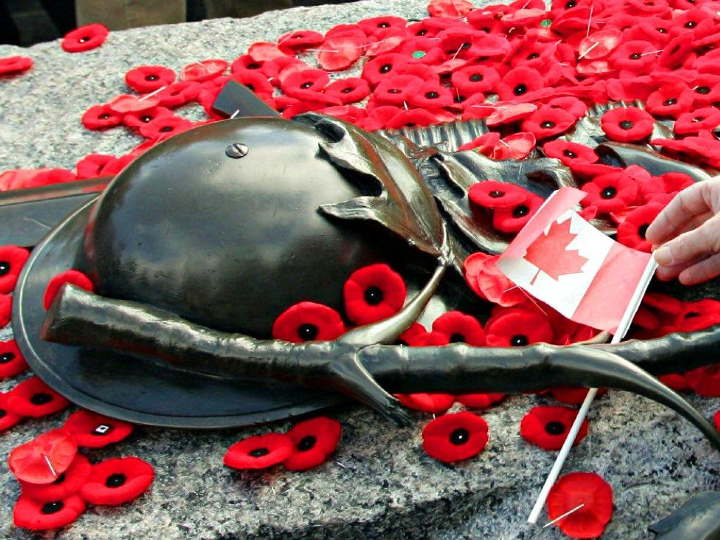 Remembrance Day 2015 — Gateway News