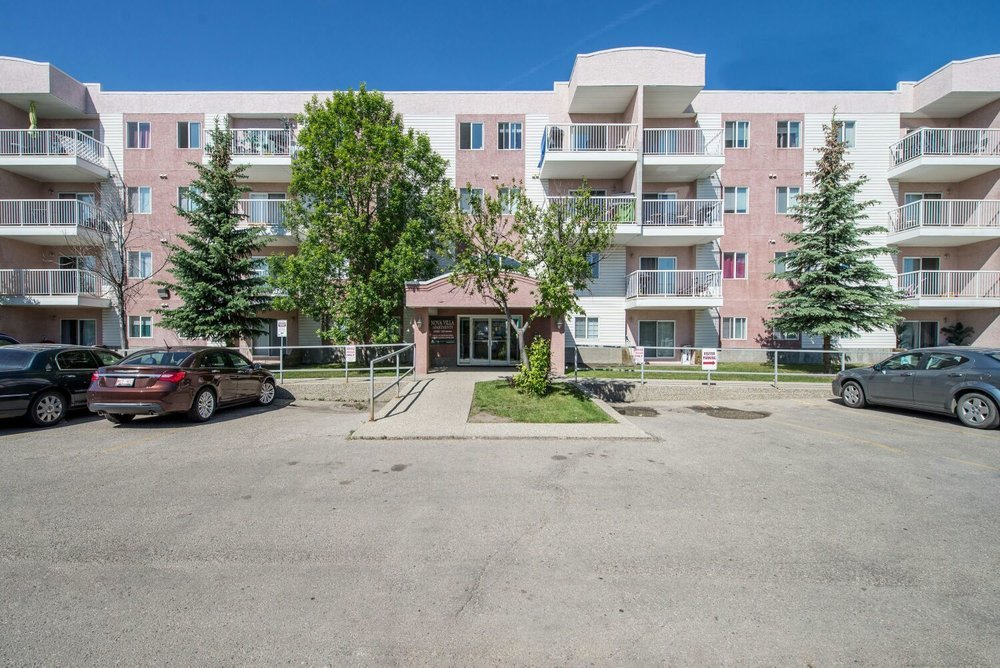 Edmonton North West 2 bedroom Apartment