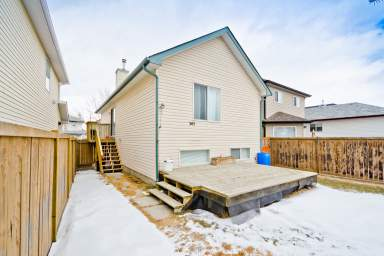 Home For Rent in  262  Coville Crescent Northeast, Calgary, AB