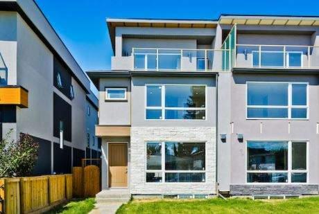 Calgary Duplex pour le loyer, cliquer pour plus de détails...