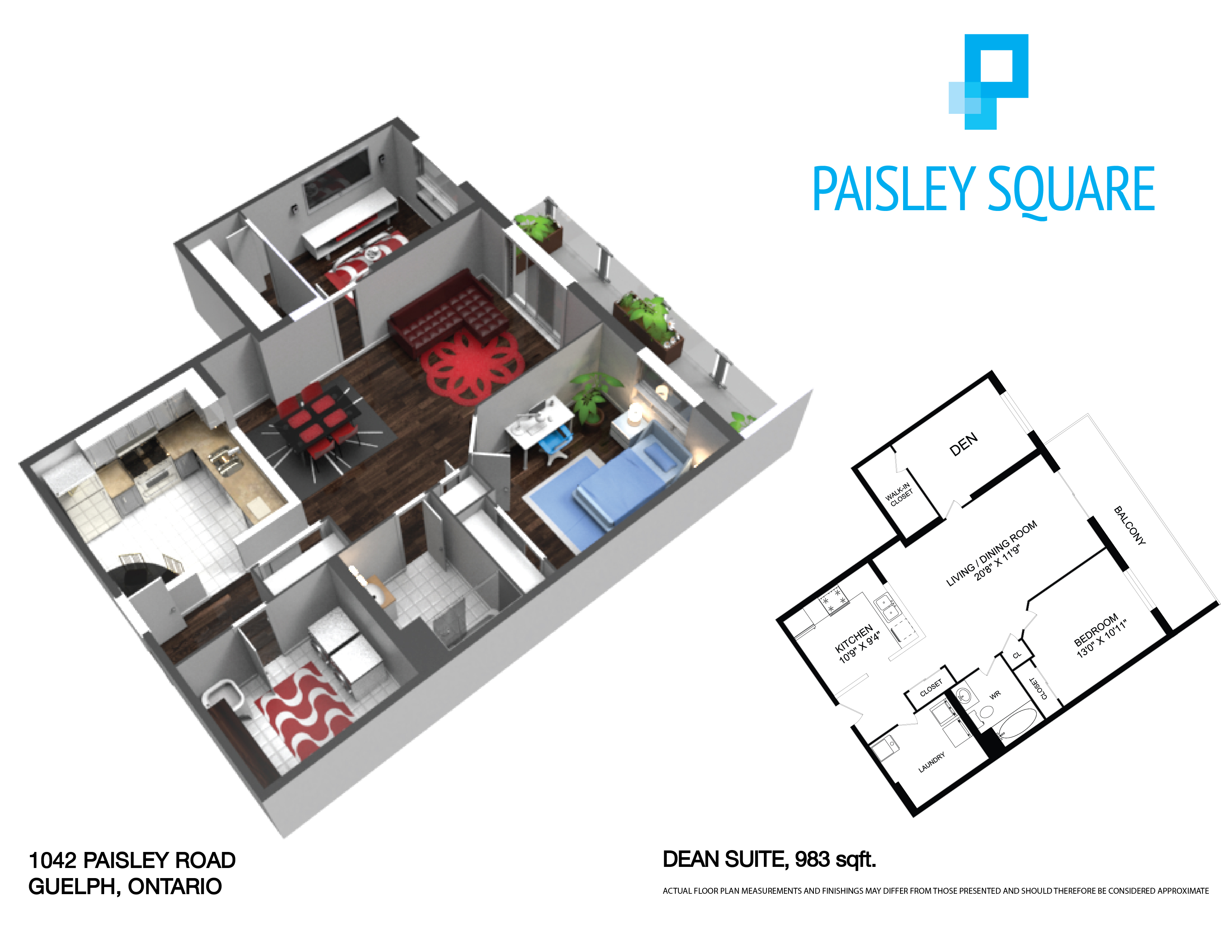 100+ [ Grandview Suites Floor Plan ]   Downtown Los Angeles Accommodation One Bedroom Tower ...